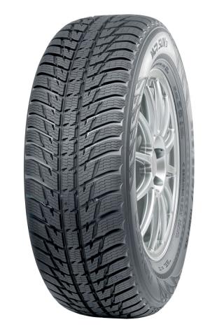 Nokian WR SUV 3 - nová zimní pneumatika pro sezónu 2013