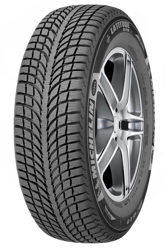 Michelin LatitudeAlpin LA2 Grnx 255/55 R20  110V XL