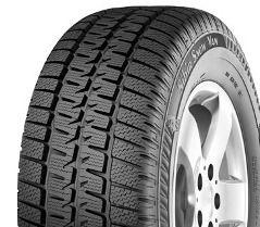 TEST dezénu pneumatik Matador MPS 530 Sibir Snow Van