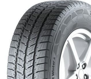 TEST dezénu pneumatik Continental VanContactWinter