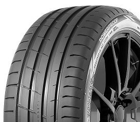TEST dezénu pneumatik Nokian PowerProof