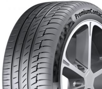 Continental 225/55 R17 PC 6 SSR* 97W