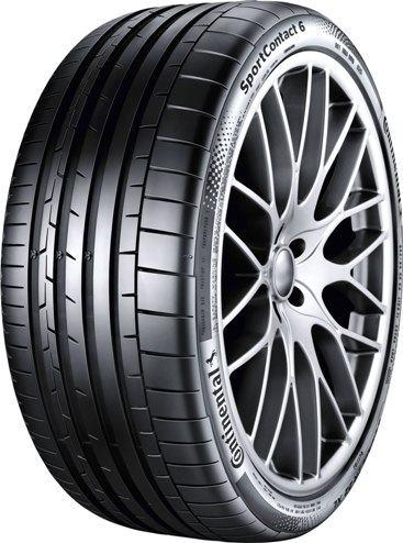 Continental 245/40 R19 SC6 98Y XL FR RO1 TL