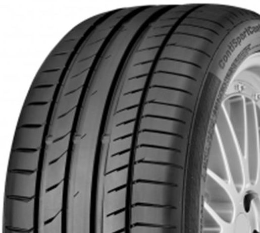 Continental ContiSportContact 5 225/35 R18 87W XL FR AO