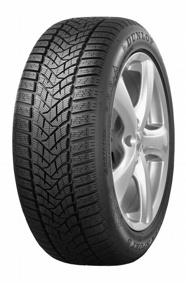 Dunlop WINTER SPORT 5 235/50 R18 101V XL MFS