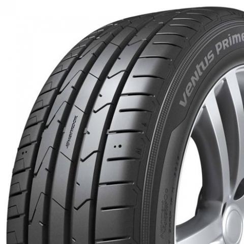 TEST dezénu pneumatik Hankook Ventus Prime3