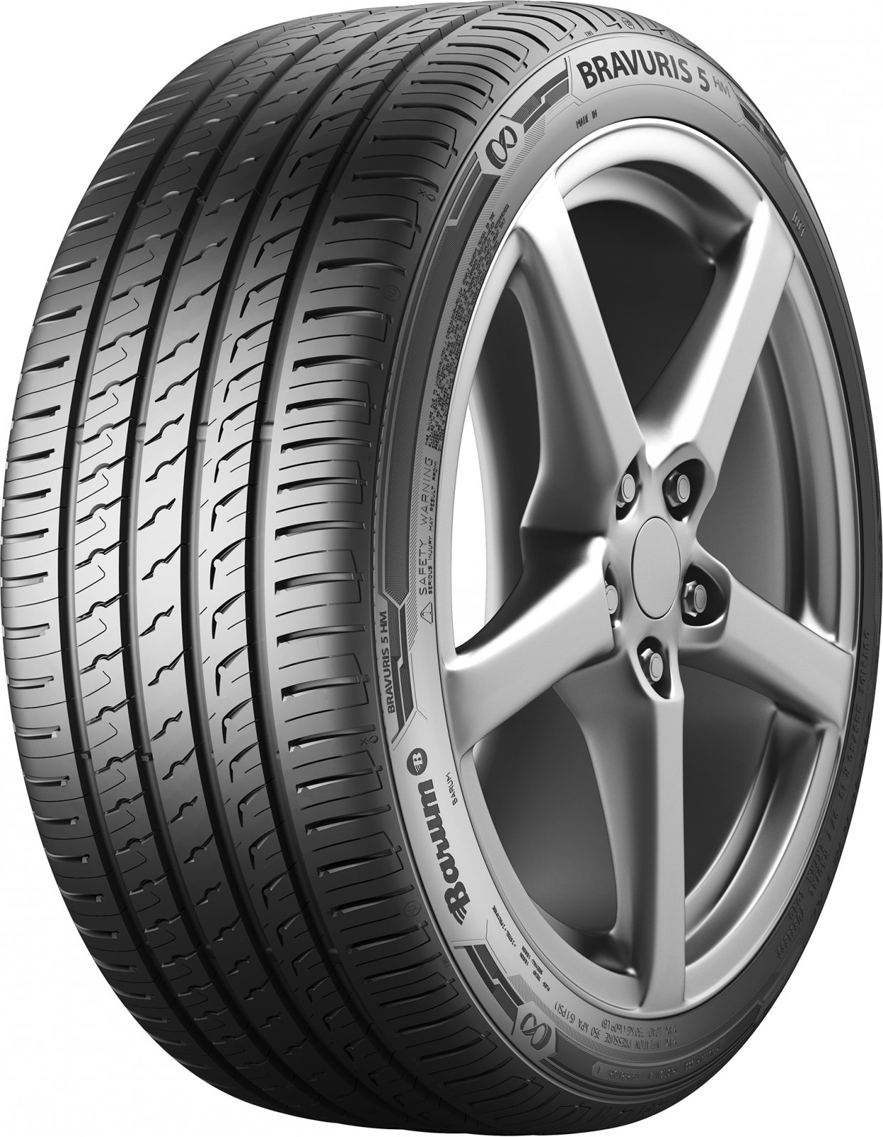 Barum Bravuris 5HM 245/40 R18 97Y XL FR